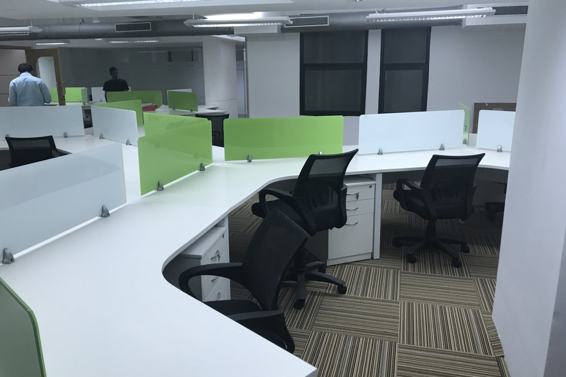 Best Office Interior Designers Bangalore